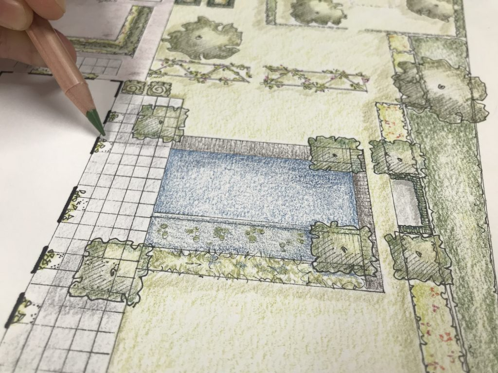 Leer zelf je eigen tuin ontwerpen